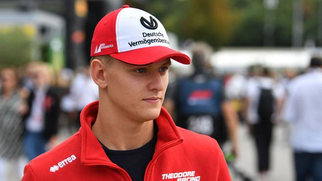 Mick Schumacher will irgendwann in der Formel 1 fahren