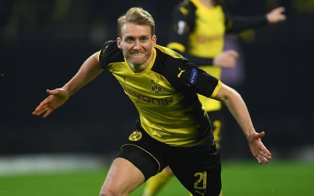 Andre Schürrle verlässt Borussia Dortmund und kehrt in die Premier League zum FC Fulham zurück