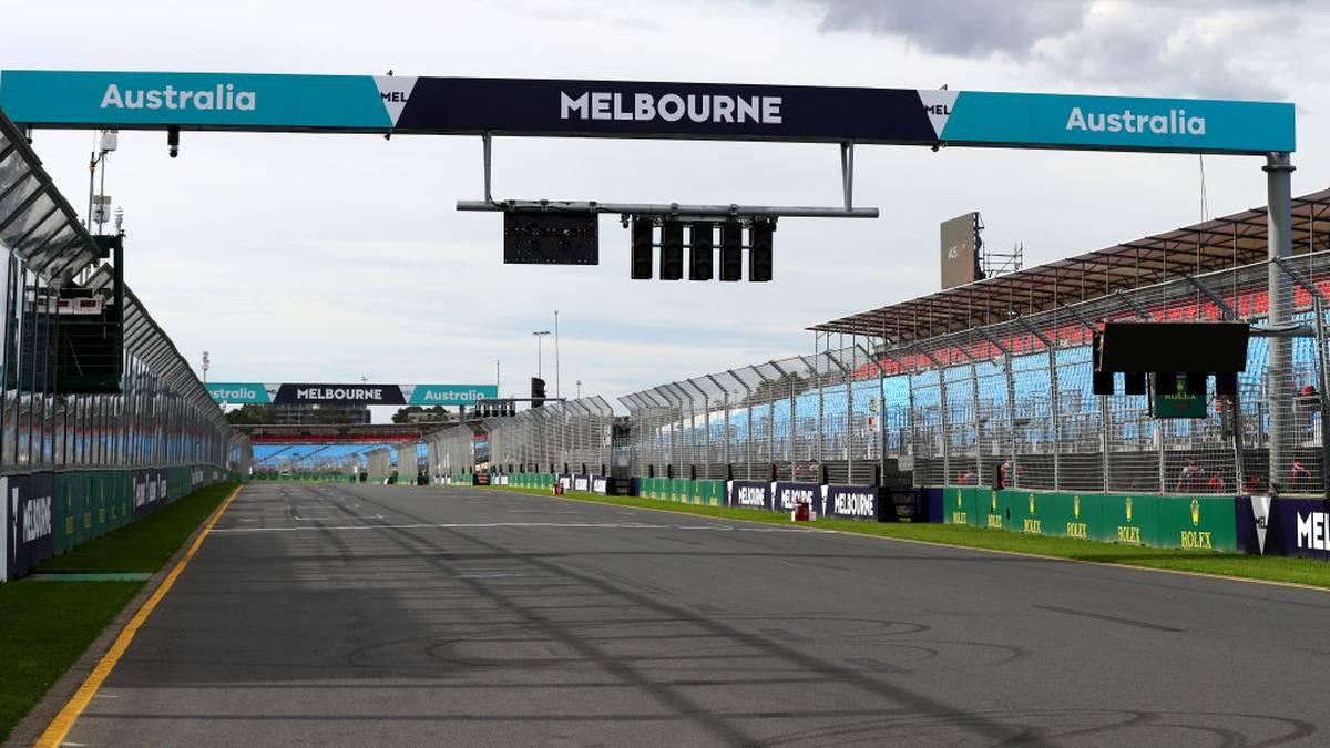 Bis mindestens Ende Juli werden die Formel-1-Rennstrecken leer bleiben