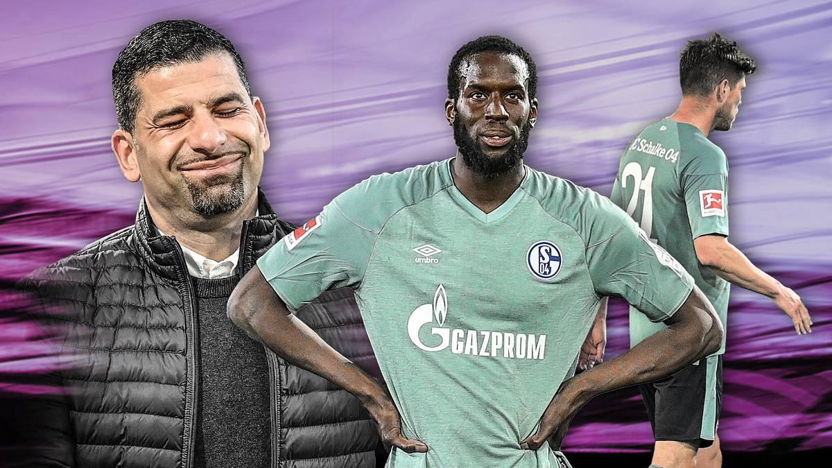 Nach dem besiegelten Bundesliga-Abstieg von Schalke 04 liegen die Nerven in Gelsenkirchen blank. Schalke ist nach 30 Jahren erstmals wieder zweitklassig.