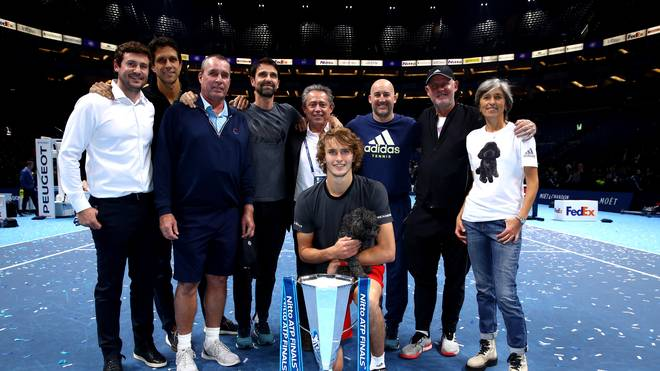 Nitto ATP Finals - Day Eight