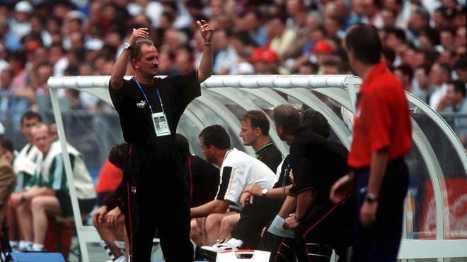 Herbert Prohaska war von 1993 bis 1999 Nationaltrainer Österreichs und betreute das ÖFB-Team bei der WM 1998