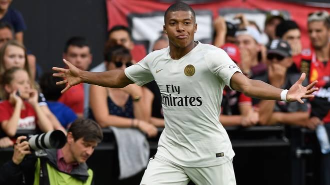 Wechselt Kylian Mbappe doch noch zu Real Madrid?