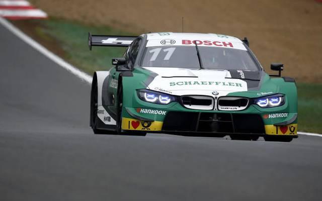 Marco Wittmann holte in Zolder seine zwölfte DTM-Pole