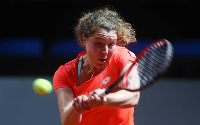 Anna-Len Friedsam steht im Viertelfinale von Plaermo