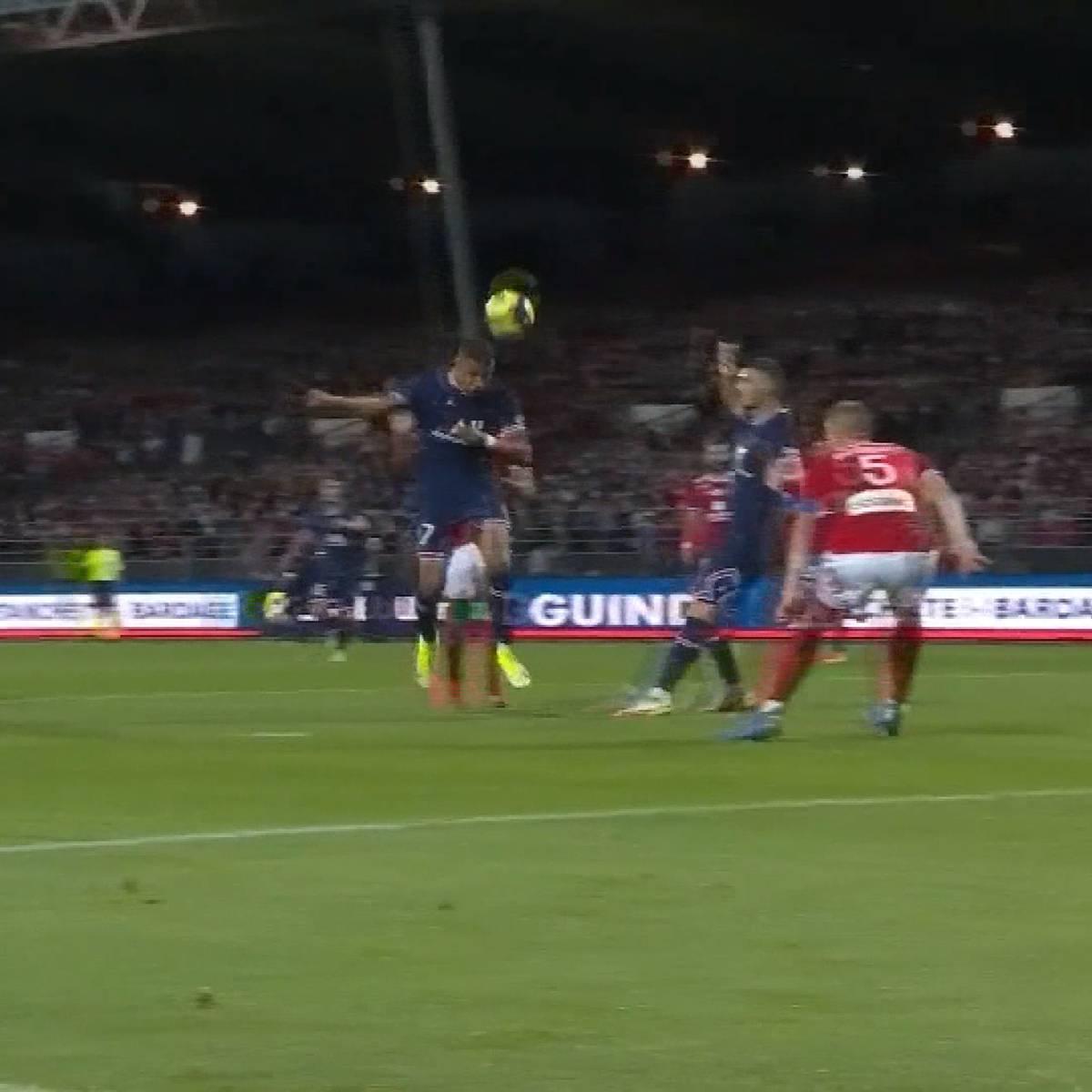 Ist das Mbappés letzter Treffer für PSG?