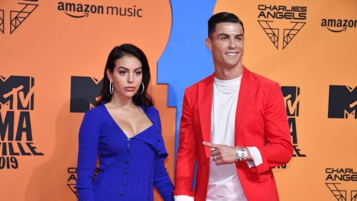 Georgina überrascht: Was sagt Ronaldo nur zu dieser Aktion?