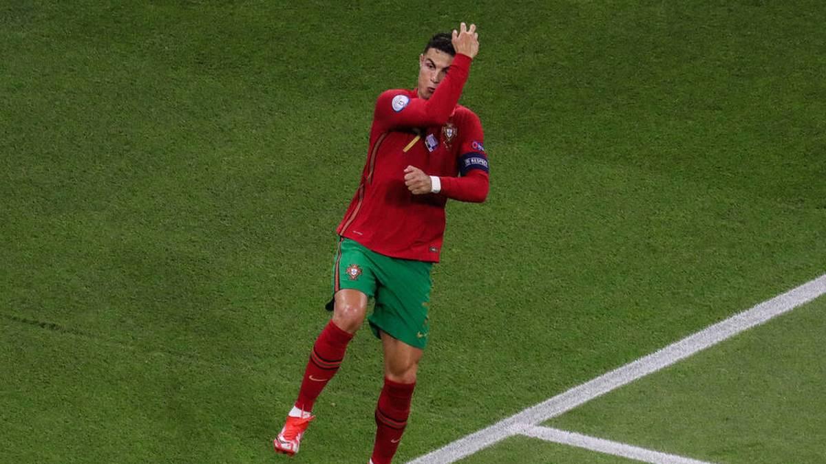 """Nervig"" – Ungarn-Coach attackiert Ronaldo"