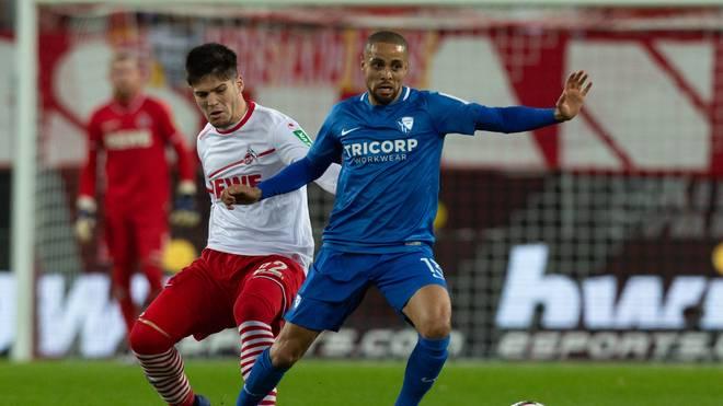 Sidney Sam fehlt dem VfL Bochum in den kommenden Wochen