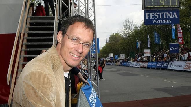 Dieter Baumann ist eine ehemaliger Olympiasieger