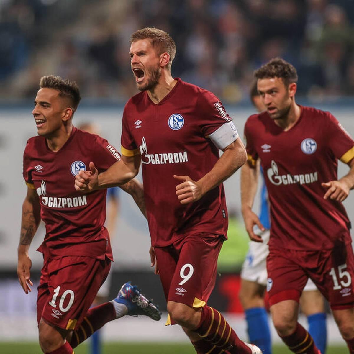 Terodde-Doppelpack! Schalke jubelt in Rostock