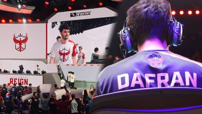 Overwatch: dafran beendet seine Profi-Karriere bei Atlanta Reign