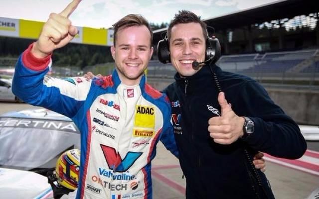 Jules Gounon holte seine erste Pole-Position im GT Masters
