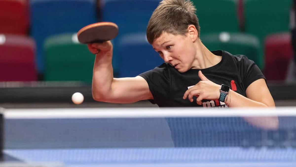 Nina Mittelham führte Deutschland ins Finale
