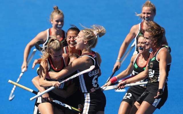 Spain v Germany - FIH Womens Hockey World Cup