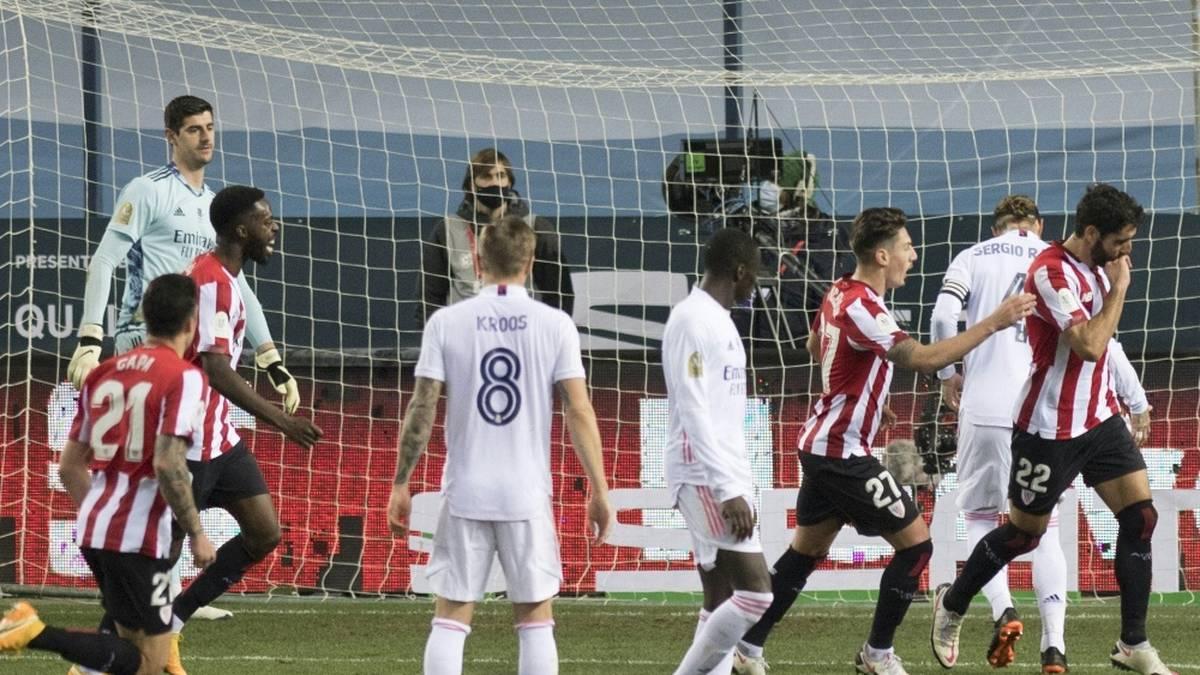 Real Madrid verpasst Supercup-Finale