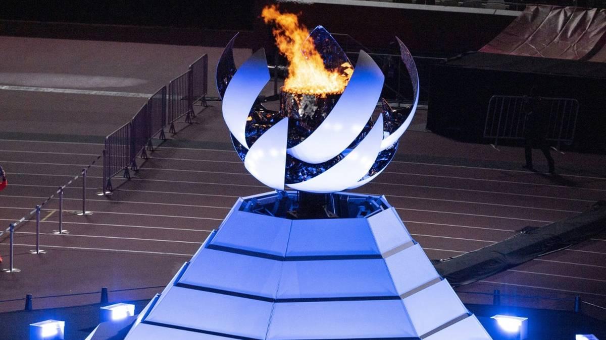 Das Paralympics-Feuer in Tokio ist erloschen