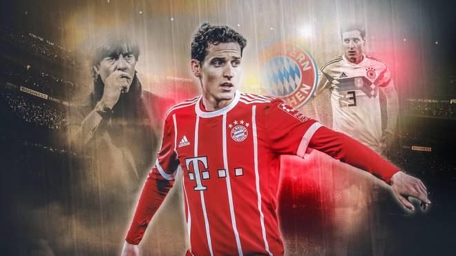 Sebastian Rudy kämpft beim FC Bayern um sein WM-Ticket