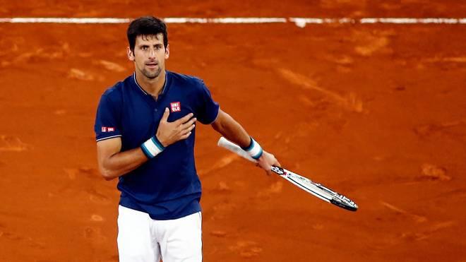 TENNIS-ATP-MADRID-OPEN