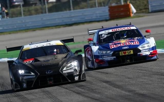 DTM und Super GT treffen im November in Fuji aufeinander