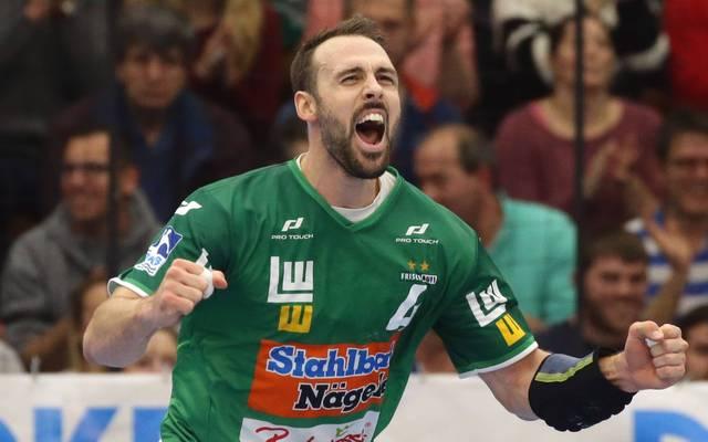 Nationalspieler Tim Kneule bleibt in Göppingen