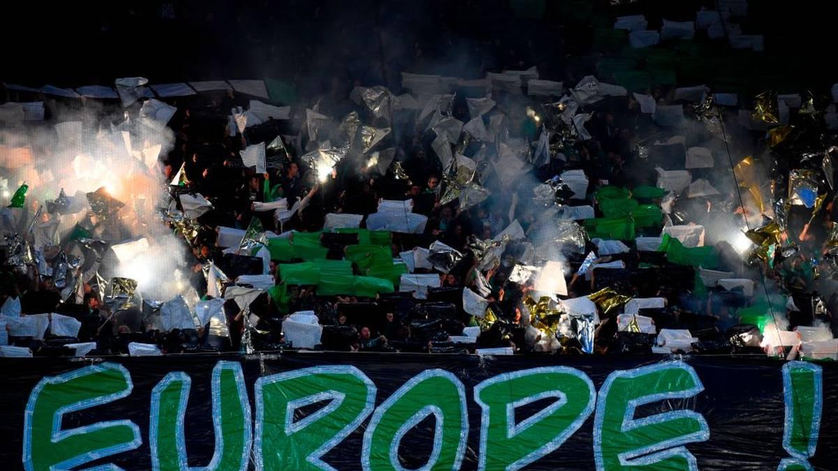 Anhänger des As-St. Etienne wollen das Pokalfinale boykottieren