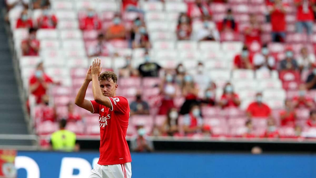 Luca Waldschmidt verlässt Benfica und wechselt nach Wolfsburg