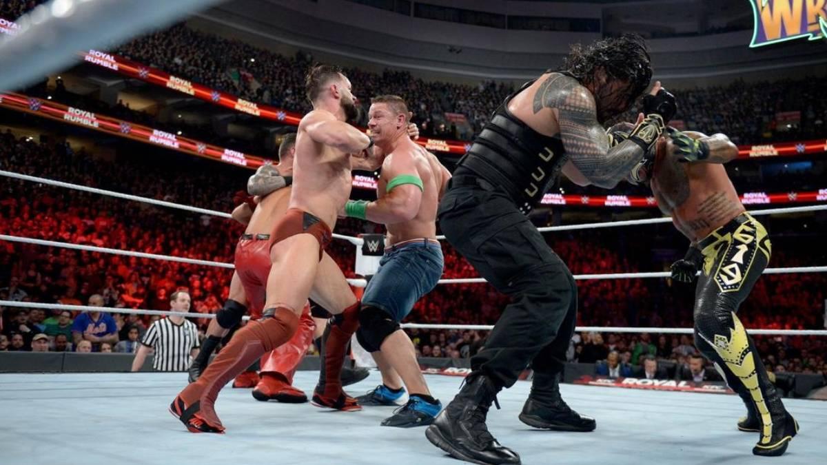 2018 sicherte sich Shinsuke Nakamura den Sieg im Royal Rumble