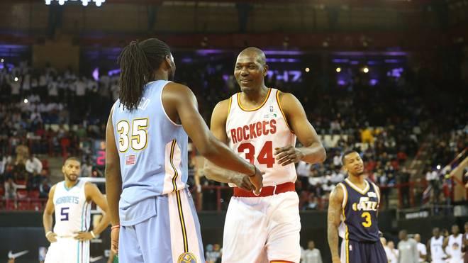 NBA Africa Game 2015