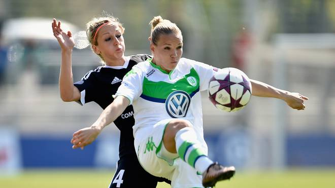 1. FFC Frankfurt v VfL Wolfsburg - UEFA Women's Champions League Semi Final Second Leg