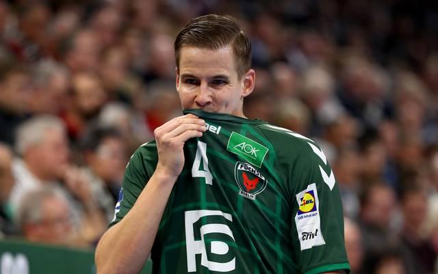 Die Füchse Berlin mussten gegen den Bergischen HC den nächsten Rückschlag hinnehmen