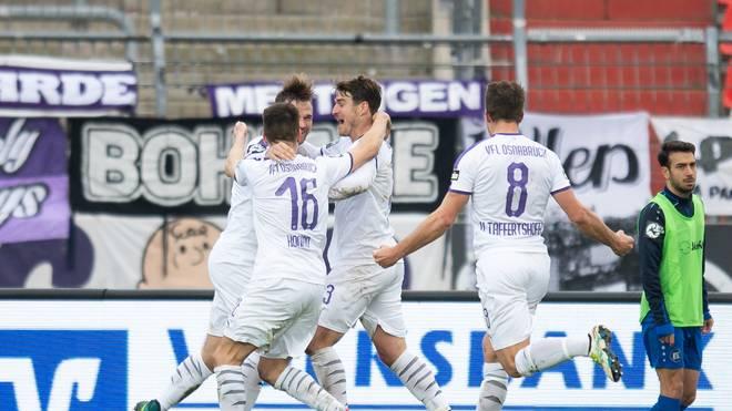 Karlsruher SC v VfL Osnabrueck - 3. Liga