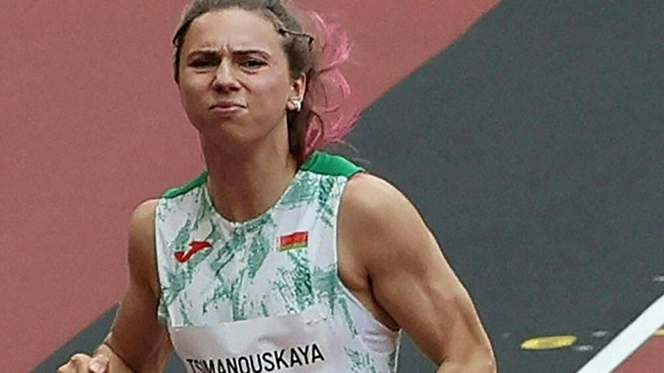Kristina Timanowskaja beantragt polnische Staatsbürgerschaft
