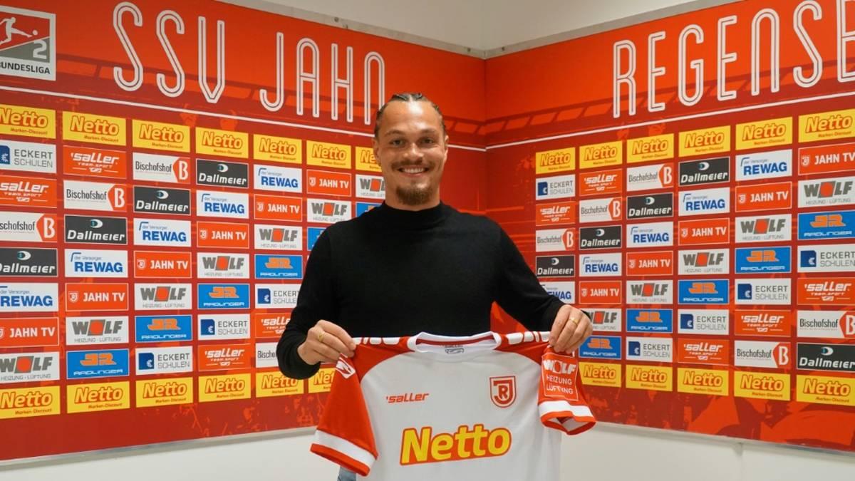 Joel Zwarts kommt von Excelsior Rotterdam zum SSV Jahn