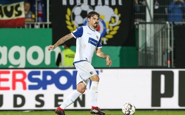 Dennis Erdmann spielt für den 1. FC Magdeburg in der Zweiten Liga