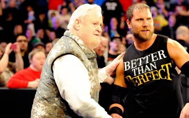 Larry Hennig (l.) war der Großvater von WWE-Star Curtis Axel