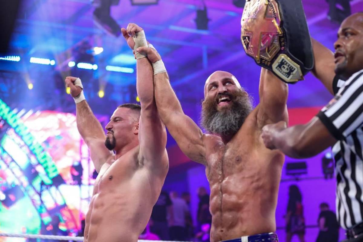 WWE NXT 2.0 setzt weiterhin auf neue Gesichter. Insbesondere der Sohn einer Wrestling-Legende sticht dabei heraus und begeistert die Fans.