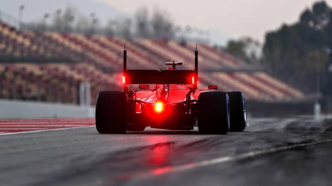 Vettel, Formel 1, 2019, neu, Regeln, Saison