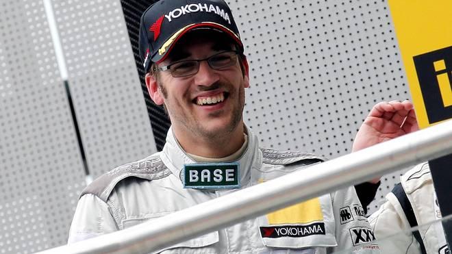 Maximilian Götz ist ein DTM-Pilot von Mercedes-Benz