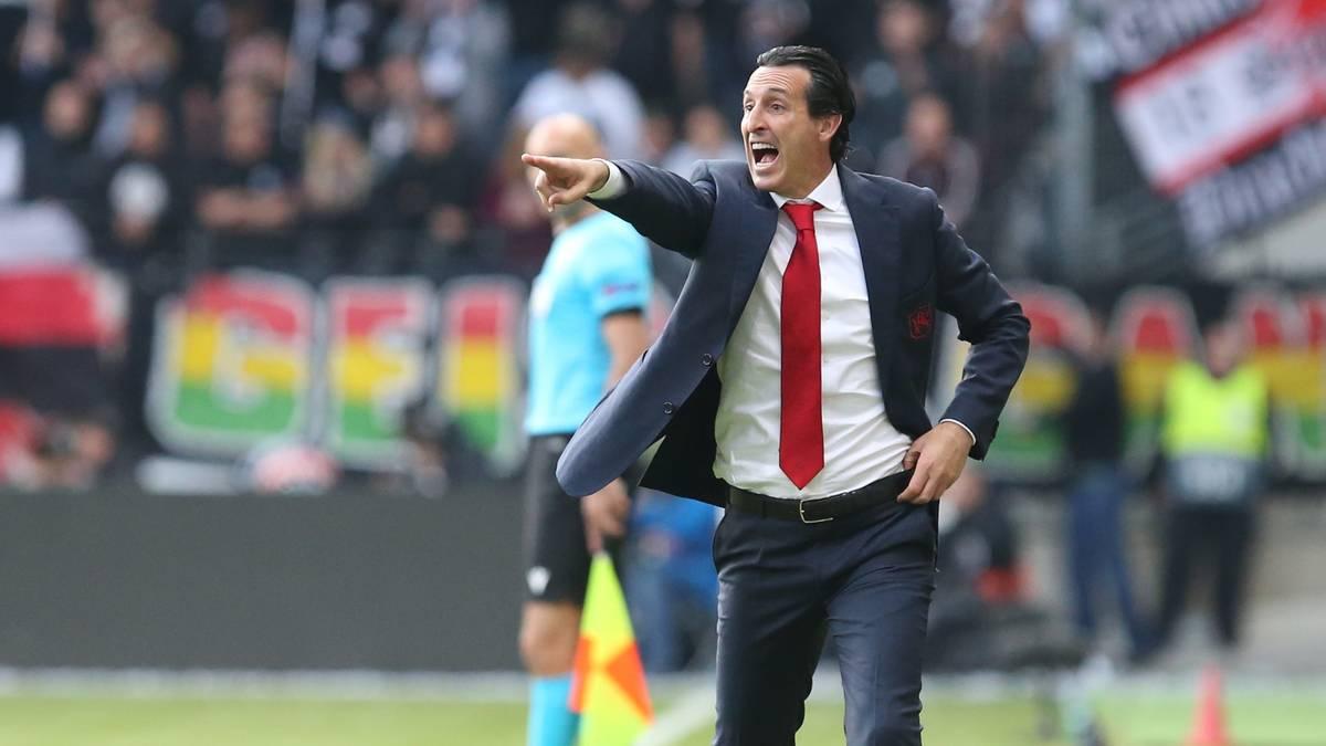 Trainer-Coup! Emery vor Unterschrift bei Villarreal