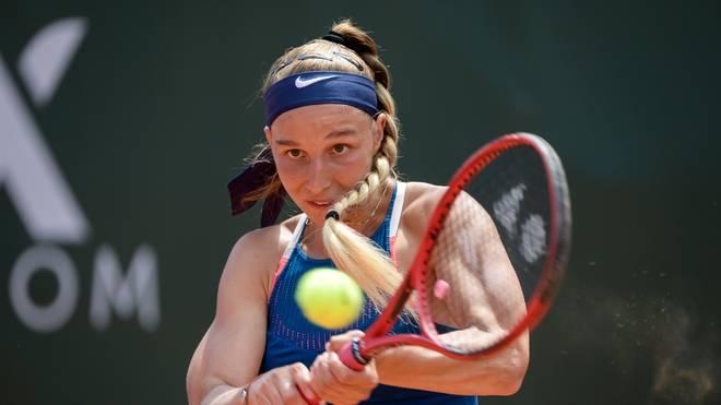 Tamara Korpatsch verpasste ihr allererstes Finale auf der WTA-Tour