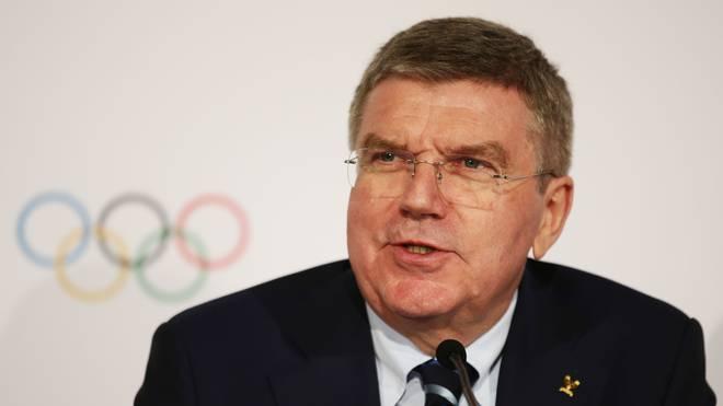 IOC President Thomas Bach Visits Sydney's MCA