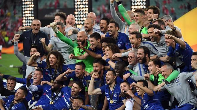 FC Chelsea geht gegen Transfersperre vor, Der FC Chelsea gewann 2019 die Europa League gegen den FC Arsenal