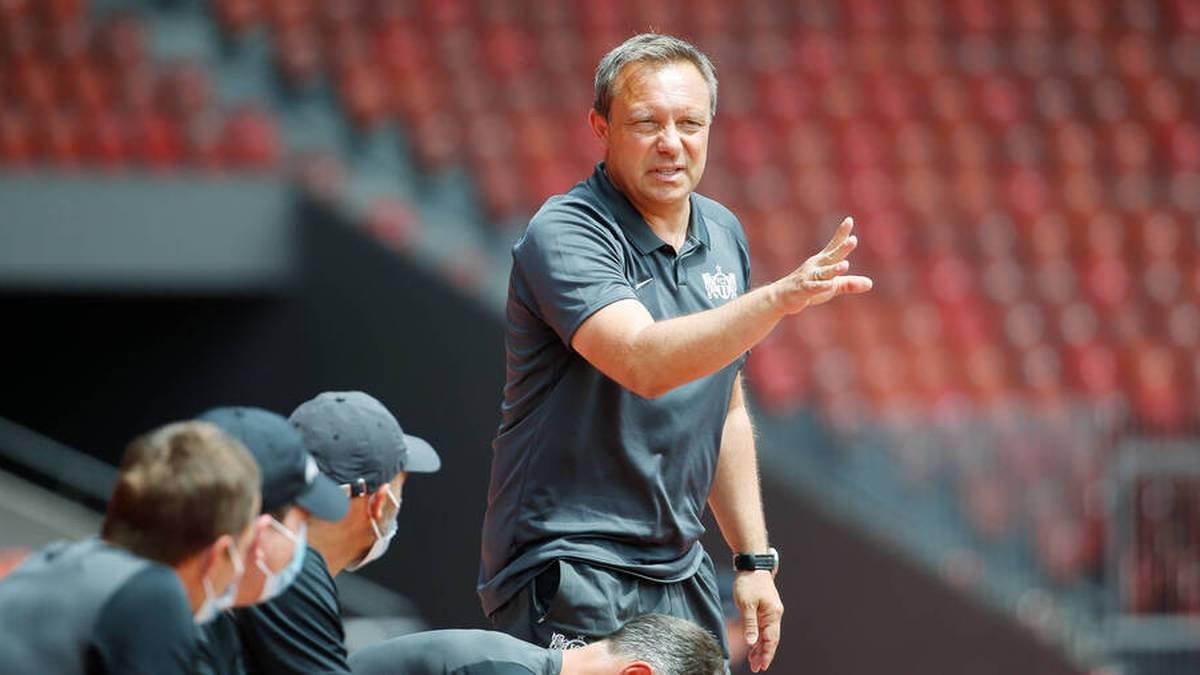André Breitenreiter ist seit dieser Saison Trainer des FC Zürich