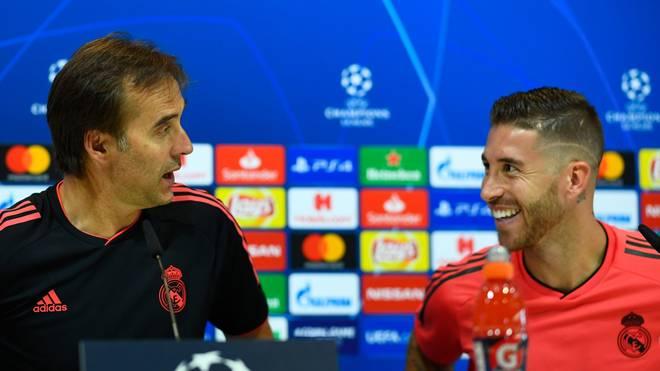 Julen Lopetegui trainiert in Zukunft den FC Sevilla
