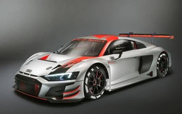 So sieht er aus, der neue Audi R8 LMS Evo