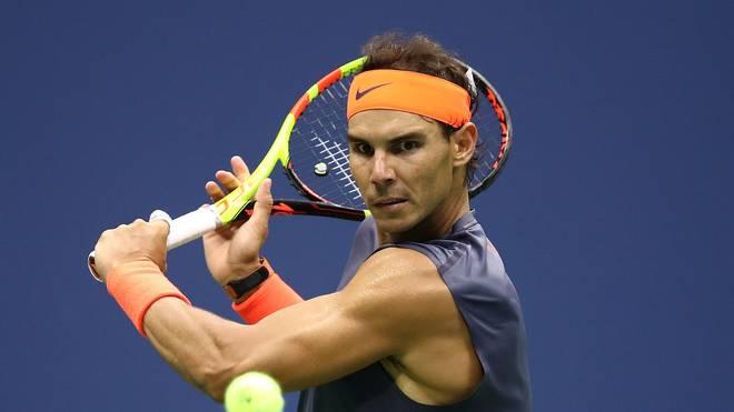 Rafael Nadal kämpfte zuletzt mit Knieproblemen