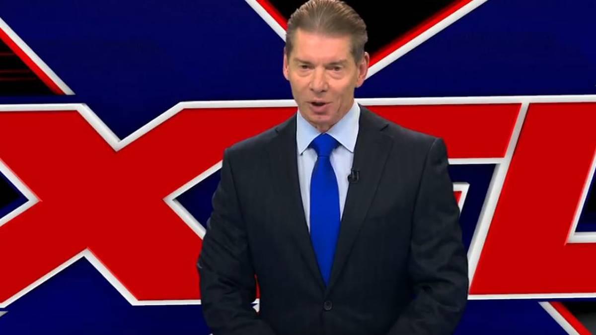 Vince McMahon muss erneut die XFL aufgeben