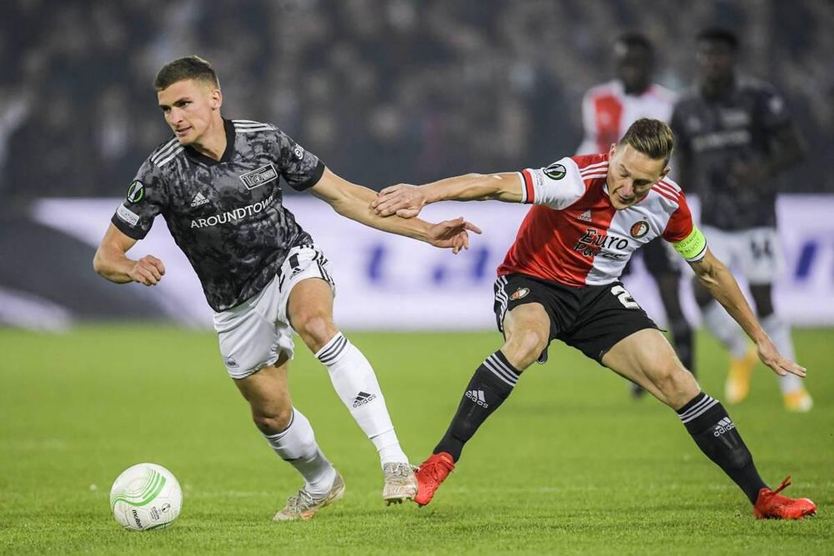 Union Berlin kassiert in Rotterdam eine vefmeidbare Niederlage. Damit wird ein Weiterkommen in der Conference League kompliziert.