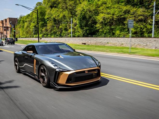 Von der Sonderserie Nissan GT-R50 wird es nicht mehr als 50 Exemplare geben